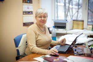 Галина Лаврова Ротари