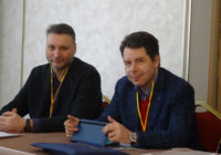 Иван Вдовичев и Павел Герштейн на семинаре во Владимире 20-22 февраля 2015