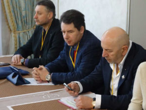 На семинаре Ротари во Владимире 20-22 февраля 2015