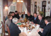 Встреча ротарианцев в Плесе 20 декабря 2013 Фото 1