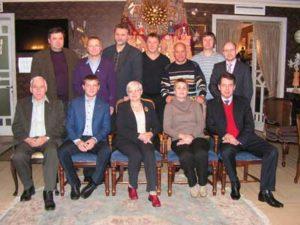 Встреча ротарианцев в Плесе 20 декабря 2013 Фото 3